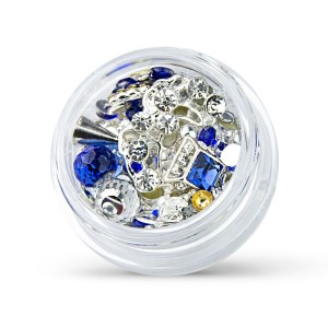 10. mix silver sapphire