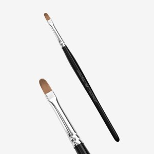 Pędzel do żelu semilac expert nail art brush flat 03