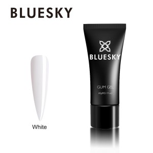 BLUESKY GUM GEL THICK 60G -  WHITE