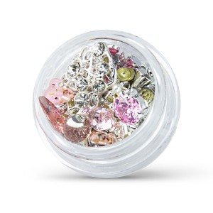 9. MIX SILVER LIGHT ROSE