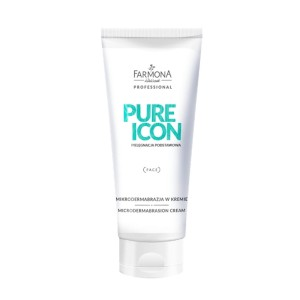 Farmona - pure icon mikrodermabrazja w kremie 200ml