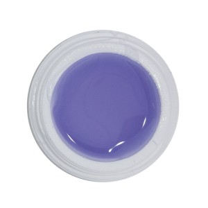 Żel do paznokci Ntn gel clear violet 5 ml