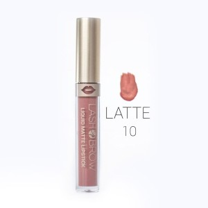 Lash brow red latte 10