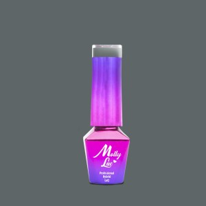 Lakier hybrydowy Molly Lac Pure Nature Silence 5ml Nr 100