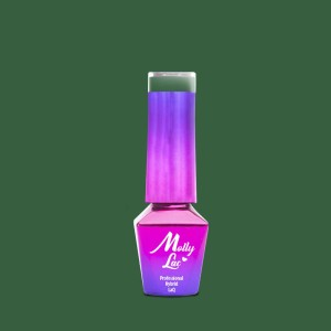 Lakier hybrydowy Molly Lac Pure Nature Moss 5ml Nr 107