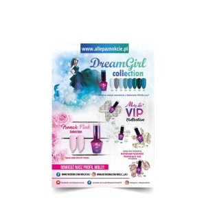 Plakat do salonu Dream Girl Collection 48x67cm