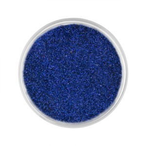 Pyłek do paznokci Sequin Quartz Effect midnight Nr 16