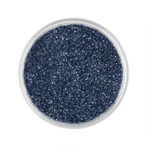 Pyłek do paznokci Sequin Quartz Effect denim Nr 29
