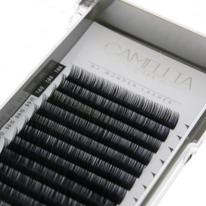 Rzęsy na pasku Camellia Lashes Wonder lashes c 0,07 7 11 mm
