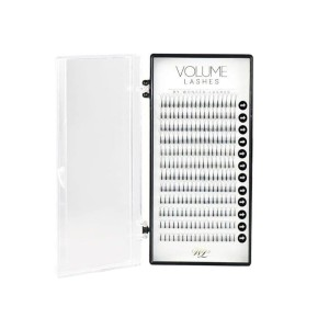 Rzęsy 3d hybrid Wonder lashes c 0,07 12 mm