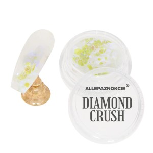 Ozdoba do paznokci Diamond Crush Effect Nr 1