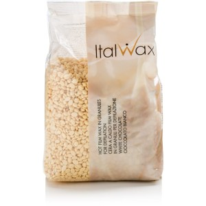 Italwax  white chocolate film wax w dropsach do depilacji 1kg
