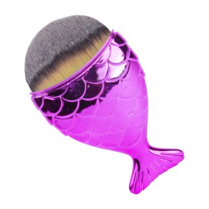 Pędzel rybka Chubby Mermaid Brush kolor dark pink