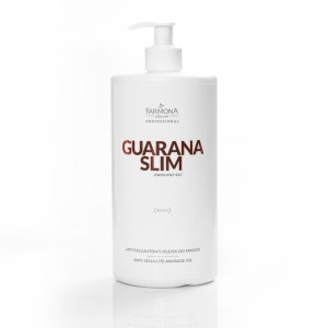 Farmona - guarana slim - antycellulitowy olejek do masażu 950ml