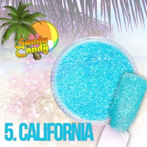 Sandy Candy - California 5.
