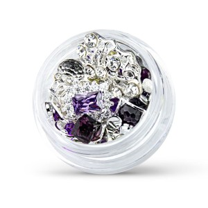 14. mix silver provence lavender