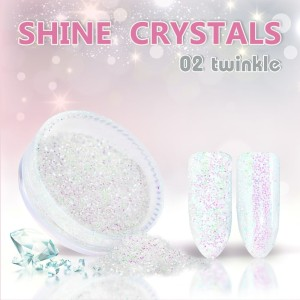 02 SHINE CRYSTALS TWINKLE