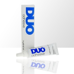 Ardell - duo lash adhesive - lateksowy klej do rzęs clear 14g