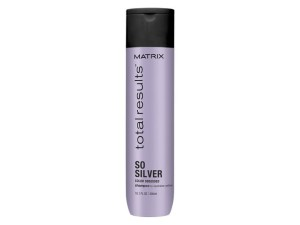 Matrix color obsessed so silver blond szampon 300ml