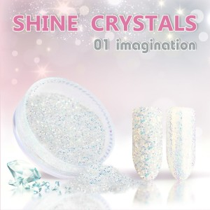 01 SHINE CRYSTALS IMAGINATION