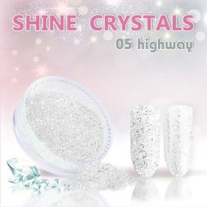 05 SHINE CRYSTALS HIGHWAY