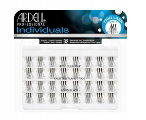 Ardell - individuals - knot-free - long black