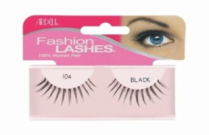 Ardell fashion lashes - 104 black