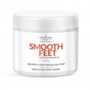 Farmona - smooth feet - grejpfrutowy peeling do stóp 690g