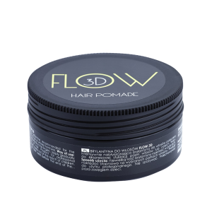 Stapiz flow 3d hair pomade brylantyna do włosów 80g