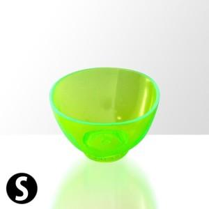 e94e48c207e677 Miseczka silikonowa do alg - zielona - rozmiar: s