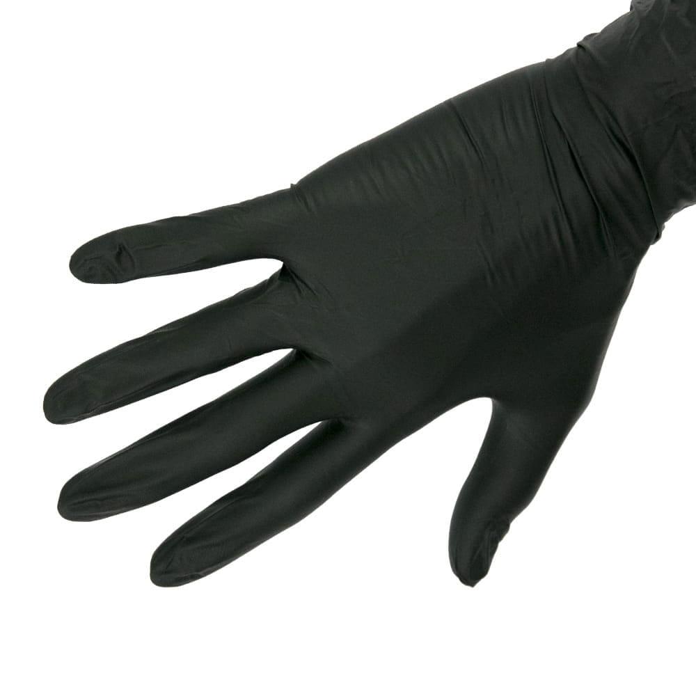 bd5c8272ec2514 Rękawiczki nitrylowe bezpudrowe Maxsafe rozm M czarne 100szt.  Bez-nazwy-5.jpg