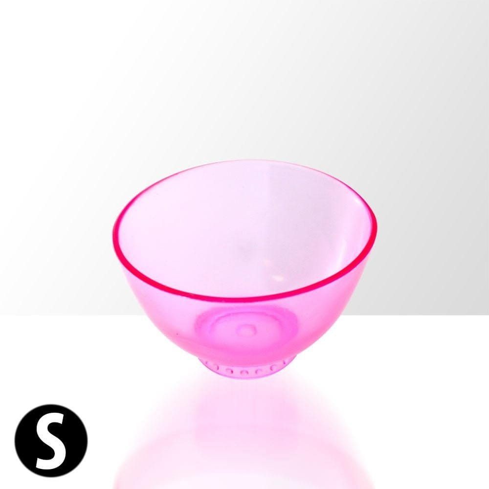 699c6390db051a Miseczka silikonowa do alg - różowa - rozmiar: s.  e038c5e4ee24740939c9921e1adbc010