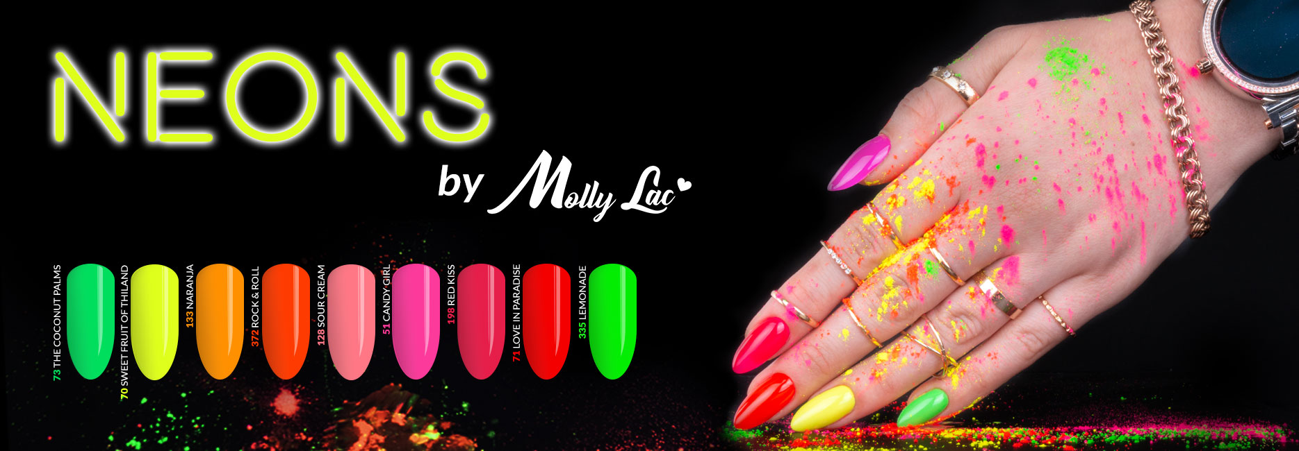 Neons by MollyLac